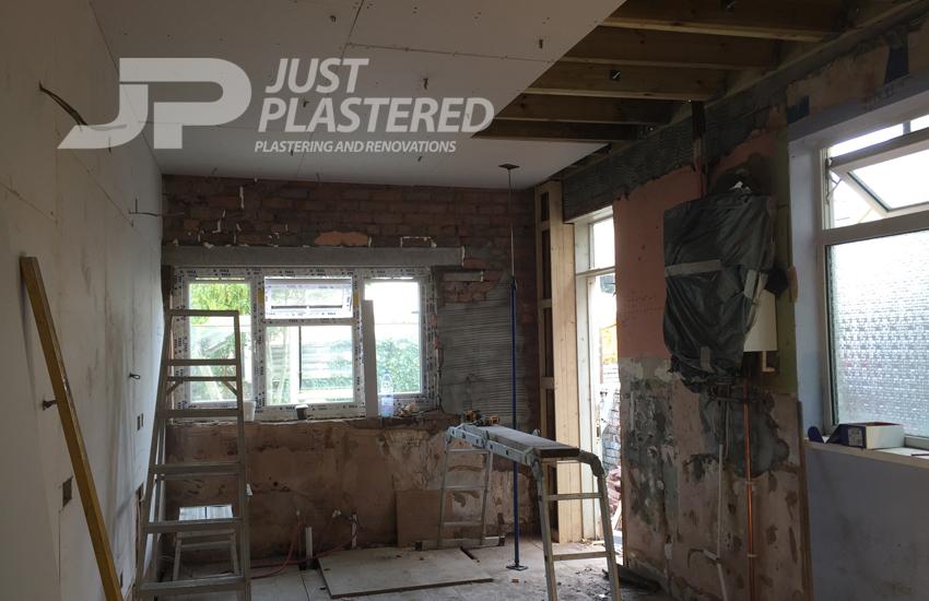Plasterer in Bristol